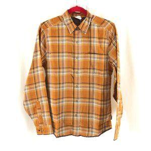 Royal Robbins Mens Double Cloth Shirt Button Down